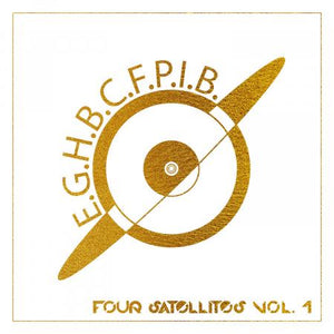 Earth Girl Helen Brown - Four Satellites Vol. 1 - 2x LP