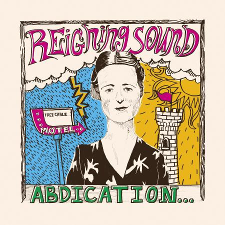 Reigning Sound - Abdication... For Your Love [RED VINYL] - New LP