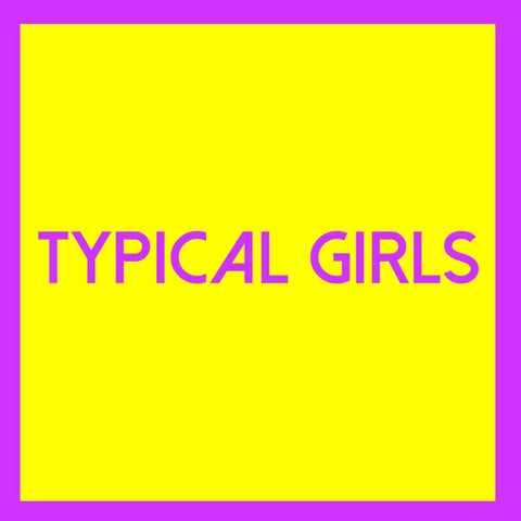 Various Artists - Typical Girls Vol. 3 - LP