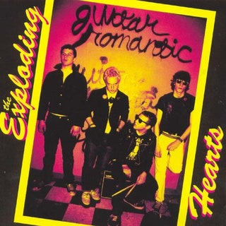 Exploding Hearts - Guitar Romantic - New LP