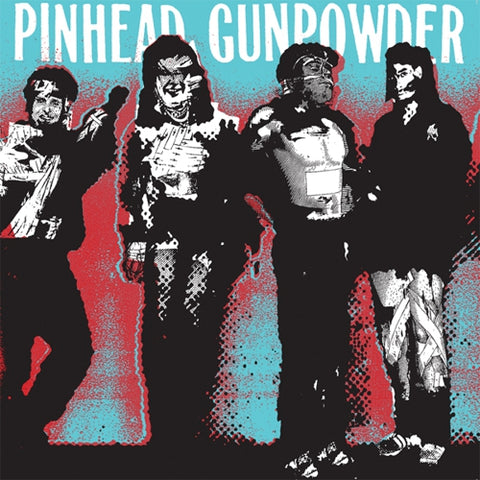 Pinhead Gunpowder - Kick Over The Traces - LP