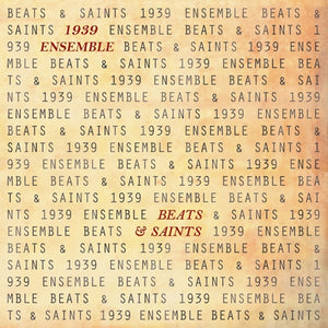 1939 Ensemble - Beats & Saints EP 12""