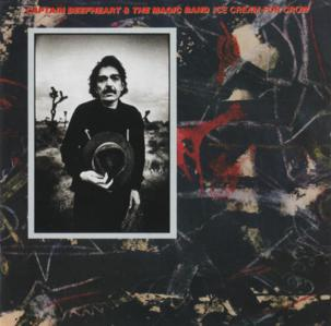 Captain Beefheart & the Magic Band - Ice Cream For Crow - LP