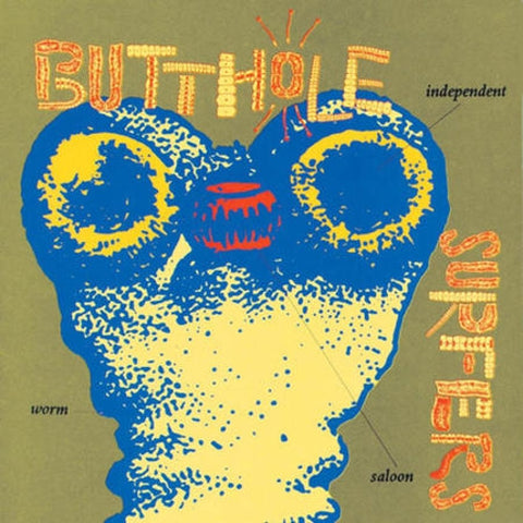 Butthole Surfers - Independent Worm Saloon (colored Vinyl) - LP