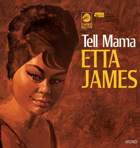James, Etta - Tell Mama - LP