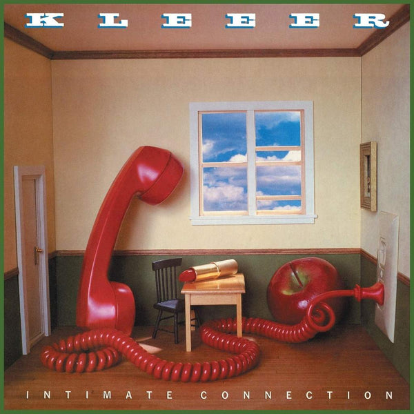 Kleeer - Intimate Connection [red vinyl]– New LP