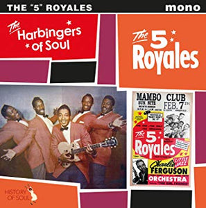 5 Royales, The - Harbingers of Soul - LP