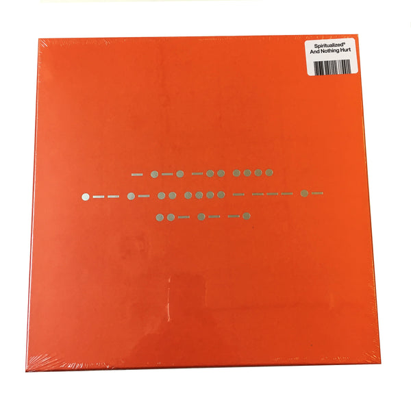 Spiritualized - And Nothing Hurt - LP [Deluxe Box]