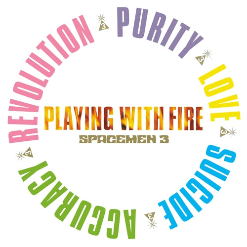 Spacemen 3 - Playing With Fire - LP