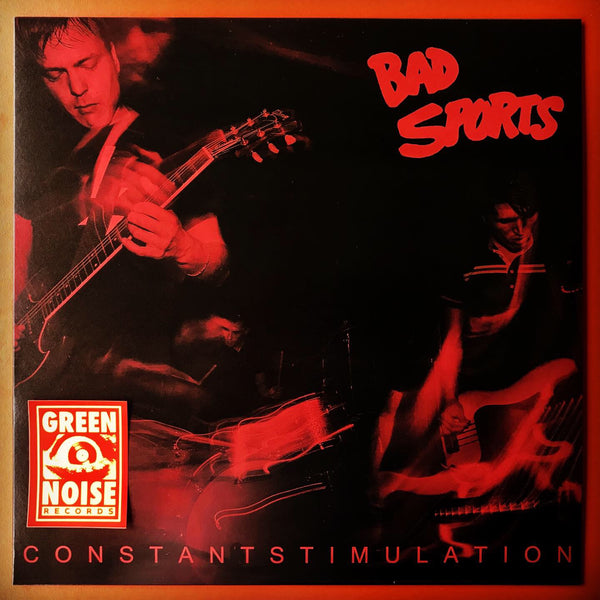 Bad Sports - Constant Stimulation - New LP