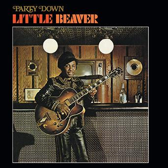 Little Beaver - Party Down [METALLIC GOLD VINYL] – New LP