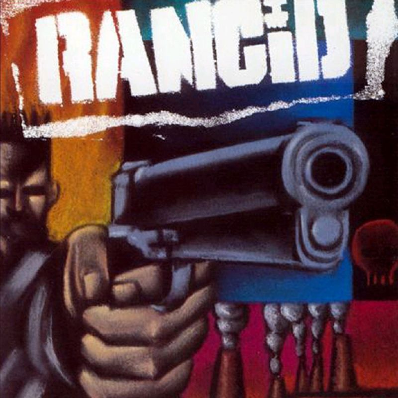 Rancid - s/t – New LP