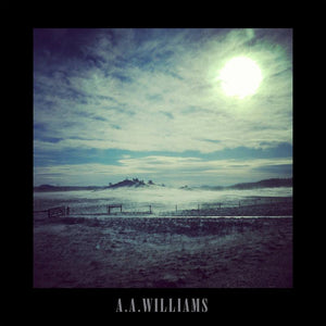 A.A. Williams - s/t - LP