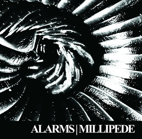 Alarms ‎– Millipede - Used LP