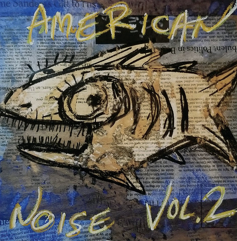 Various Artists - American Noise, Vol. 2 - LP