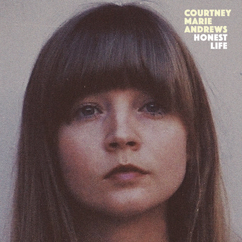 Andrews, Courtney Marie - Honest Life - New LP