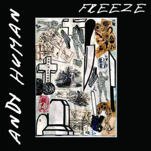 Andy Human - Freeze - LP