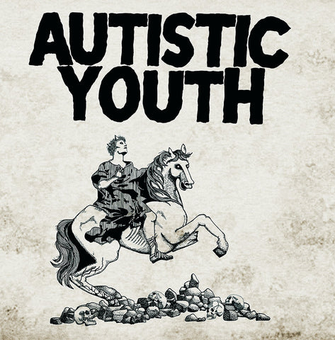 Autistic Youth - Nonage [CLEAR VINYL] - Used LP