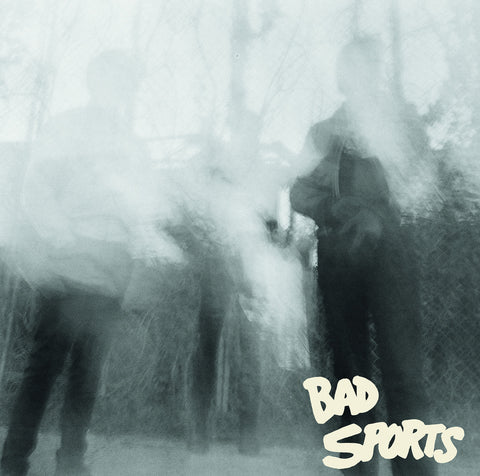 Bad Sports - Living With Secrets CLEAR VINYL 12""