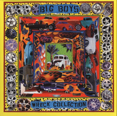 Big Boys - Wreck Collection - Used LP