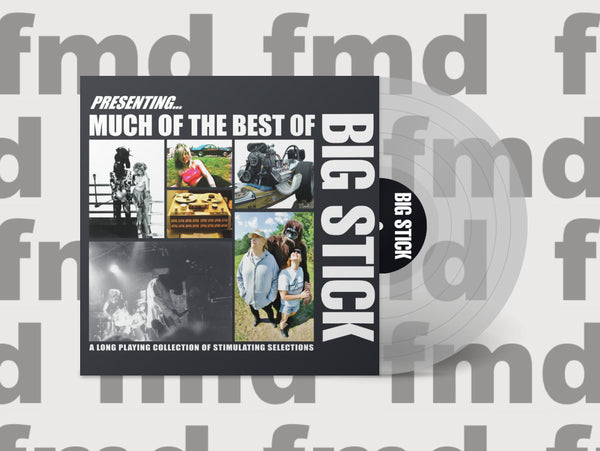 Big Stick - Much Of The Best Of Big Stick - New LP