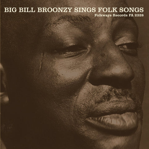 Broonzy, Big Bill - Sings Folk Songs - Used LP