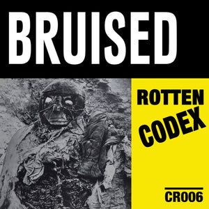 Bruised - Rotten Codex - New LP