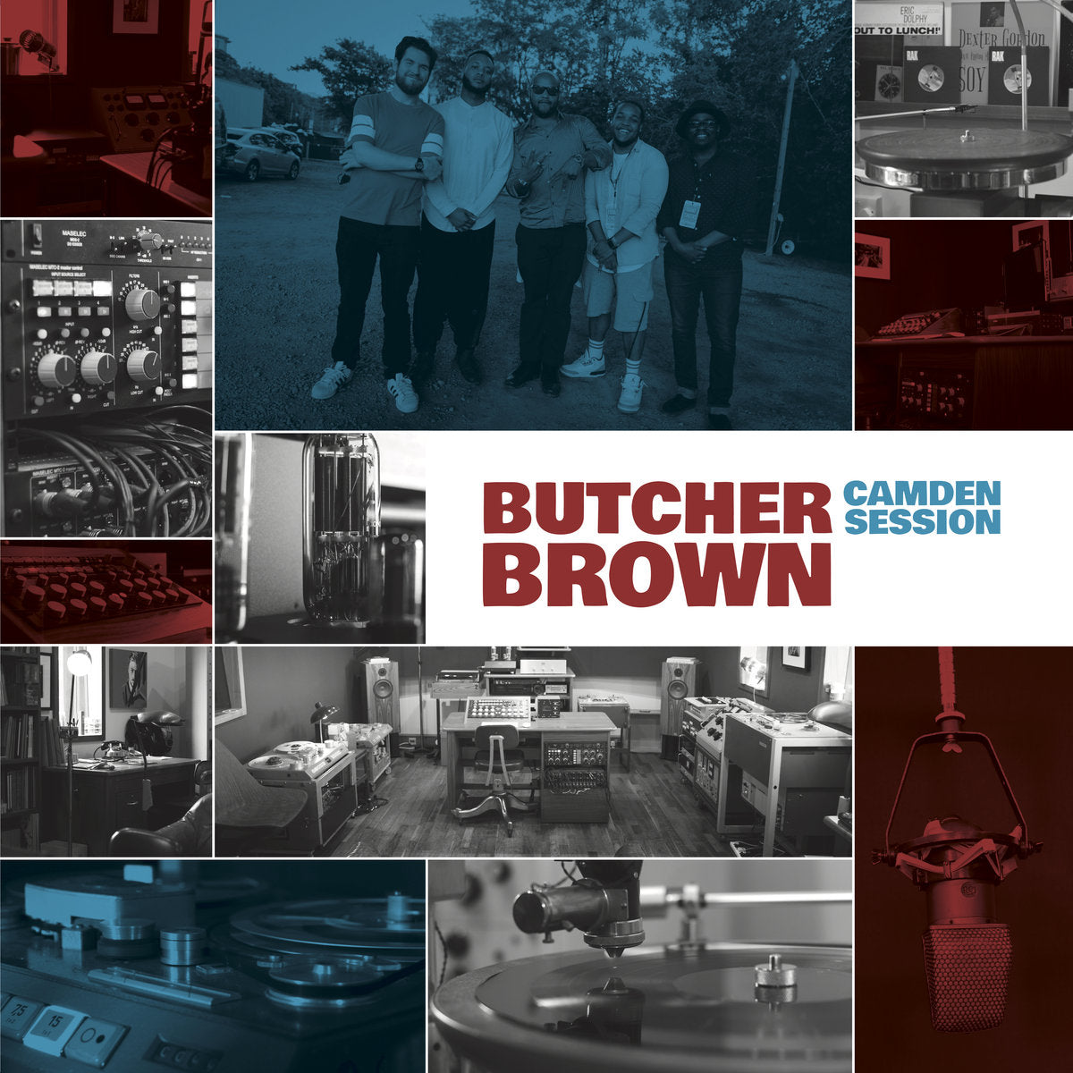 Butcher Brown - Camden Sessions - New LP