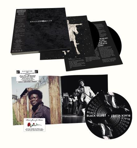 Bradley, Charles - Black Velvet (Limited Edition Deluxe LP Box Set) – New LP