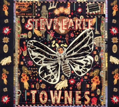 Earle, Steve - Townes 2xLP - New LP