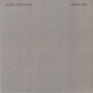 Eno, Brian - Music For Films (reissue) - LP