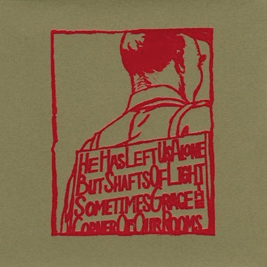 A Silver Mt. Zion - He Has Left Us Alone But Shafts Of Light Sometimes Grace The Corner Of Our Rooms - LP