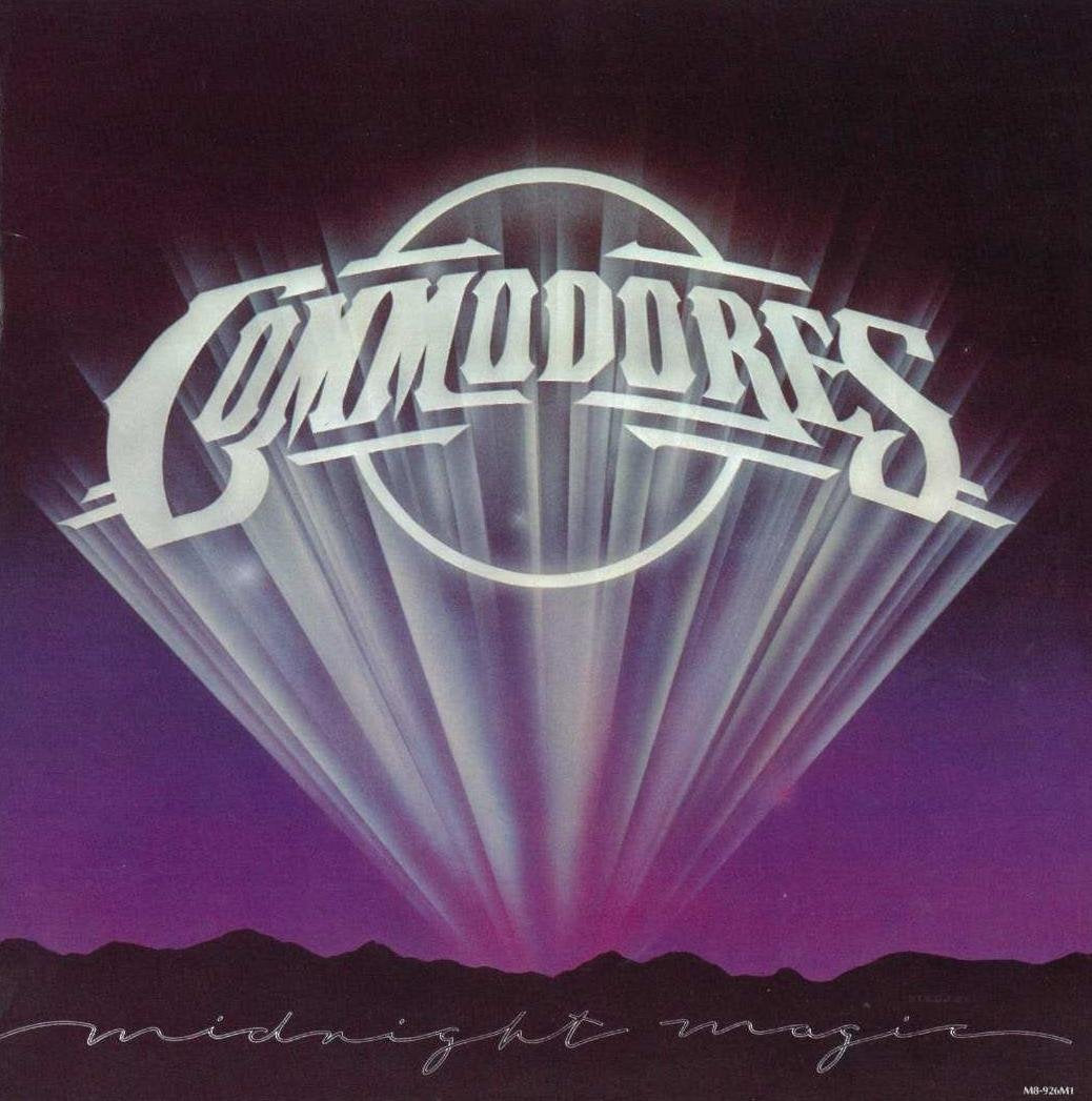 Commodores - Midnight Magic - Used