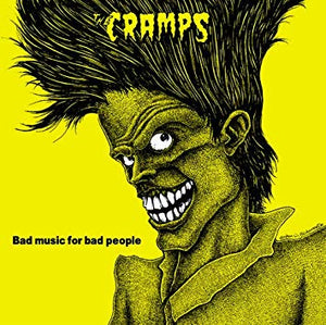 Cramps, The - Bad Music for Bad People - Used LP