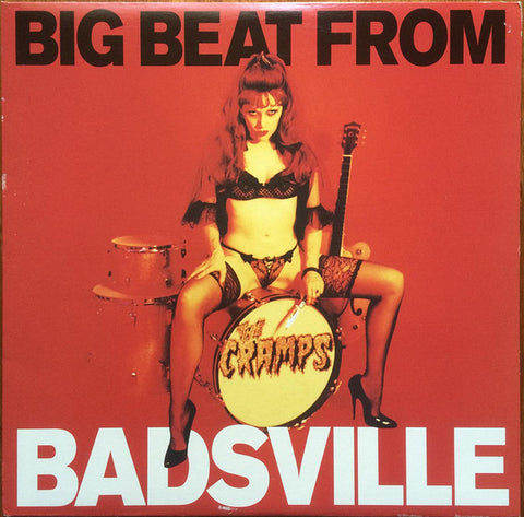 Cramps, The - Big Beat From Badsville - Used LP