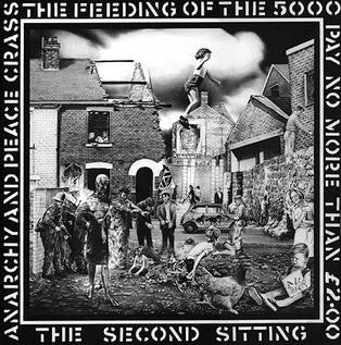 Crass - The Feeding of Five Thousand