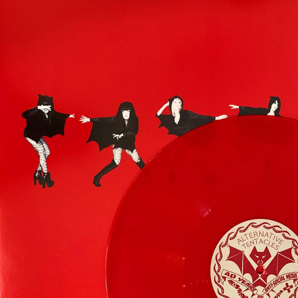 Darts, The - I Like You But Not Like That [RED VINYL] - New LP