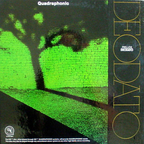 Deodato - Prelude - Used LP