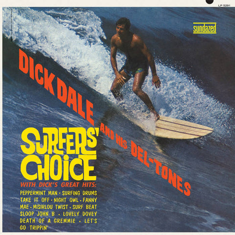 Dale, Dick & his Del-Tones - Surfers' Choice - New LP