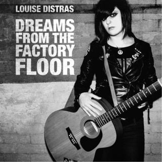 Distras, Louise - Dreams from the Factory Floor - New LP
