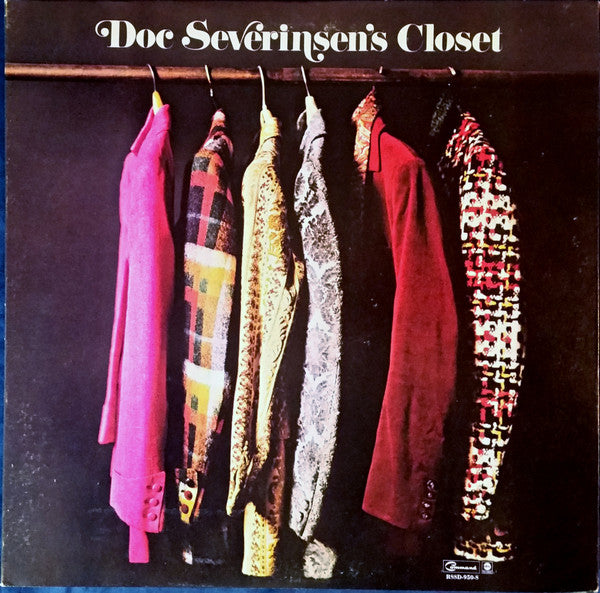 Severinsen, Doc and the Now Generation Brass - Doc Severinsen's Closet - Used