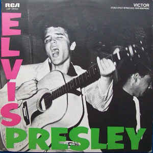 Presley, Elvis - S/T - Used LP