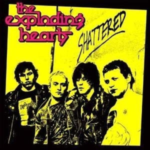 Exploding Hearts, The - Shattered - New LP