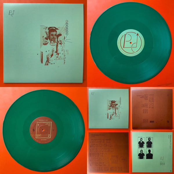 Personality Cult – New Arrows PREORDER!!! – New LP