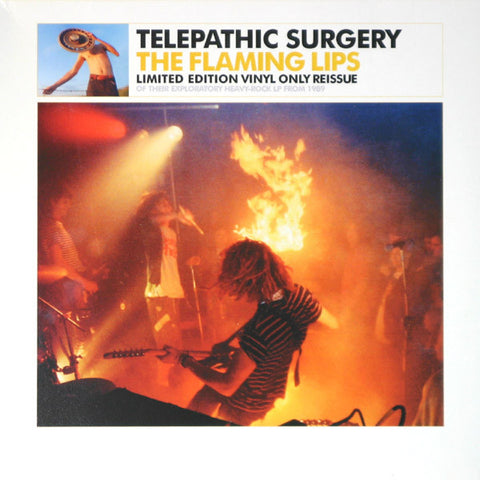 Flaming Lips - Telepathic Surgery - Used LP