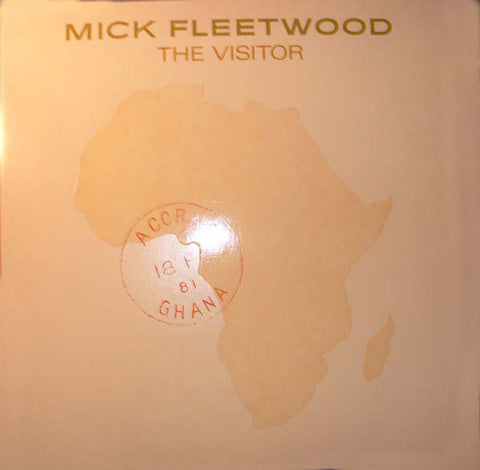 Fleetwood, Mick ‎– The Visitor - Used