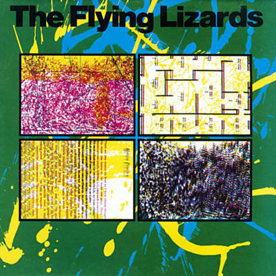 Flying Lizards, The - S/T - Used LP