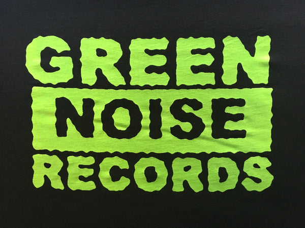Green Noise Records Glow In The Dark T-Shirt