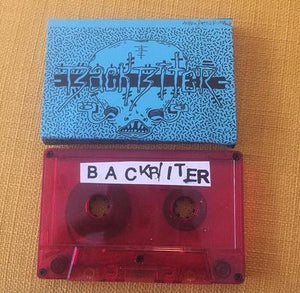 Backbiter - Fuck The Bozos - Cassette