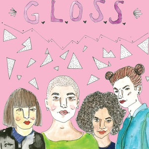 G.L.O.S.S. - S/T - New 7""